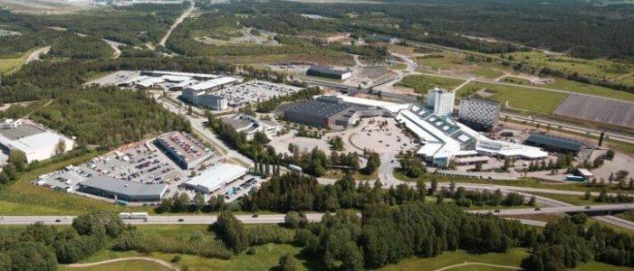 Så gick börsdebuten för Arlandastad