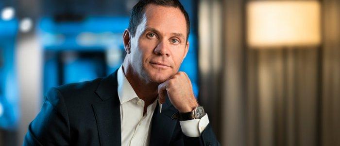 Fredrik Holmström tar över som ordförande i Magnolia