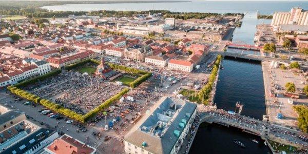 Oscar Properties köper industrifastighet i Lidköping