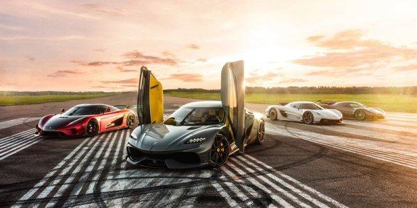 Peab bygger produktionslokal för 191 mkr åt Koenigsegg