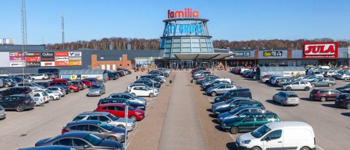 Julas fastighetsbolag köper Familia i Hyllinge