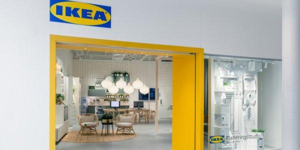 IKEA ny hyresgäst hos Skandia på Frölunda Torg