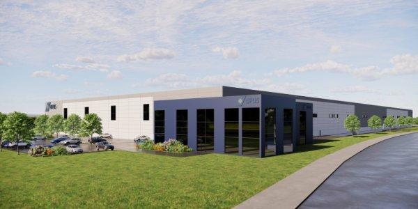 CH Square utvecklar nya logistikcentra om 60 000 kvm