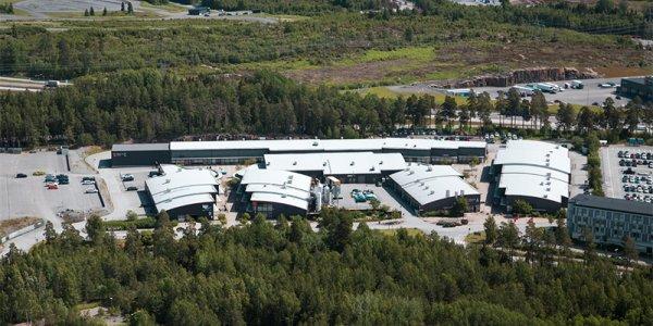 BMW dubblar lokalytan i Arlandastad