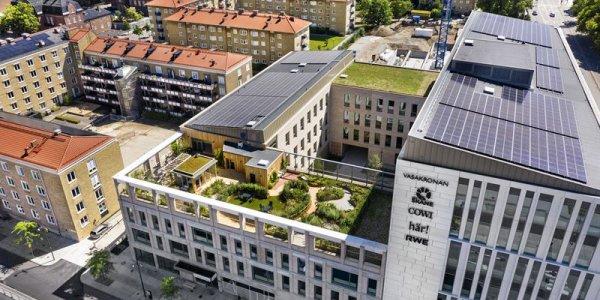 Vasakronan hyr ut 1 900 kvadratmeter i Malmö