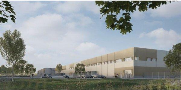 Serneke bygger logistikanläggningar åt Castellum