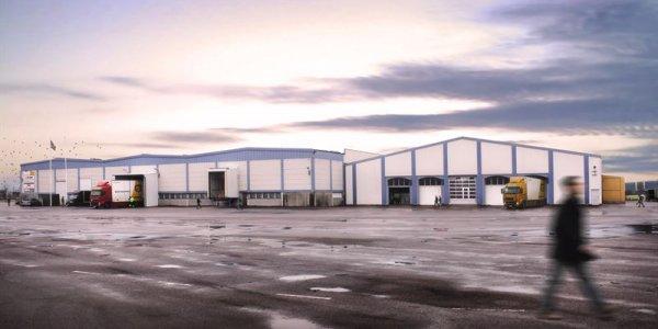 Kungsleden hyr ut 4 000 kvm till Malmö Padel