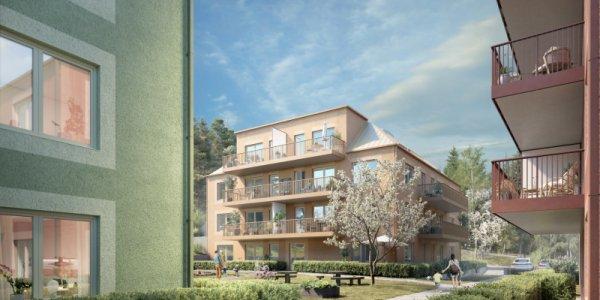 Cernera planerar 38 nya bostäder i Nykvarn