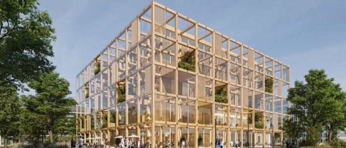 Oatly hyr hälften av Whilborgs nya innovationshus