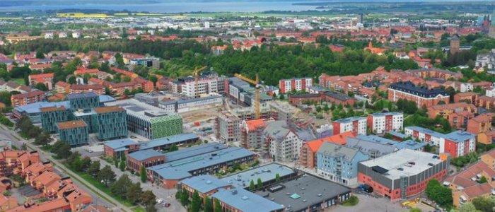 Stångåstaden bygger 105 bostäder till i Ebbepark