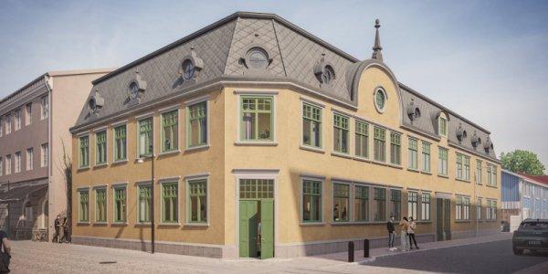 TB-Gruppen köper kontorshus i centrala Alingsås