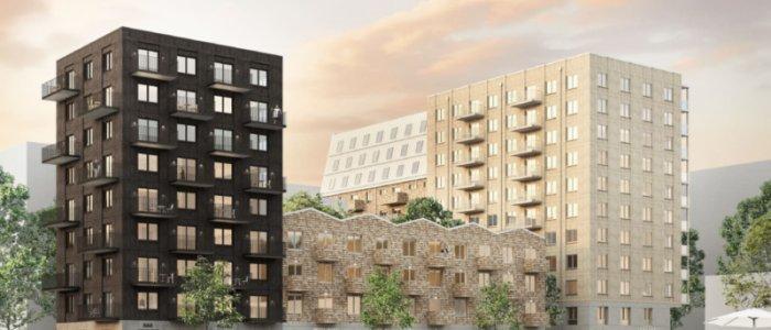 Wallenstam jubilerar: 10 000 byggstartade lägenheter