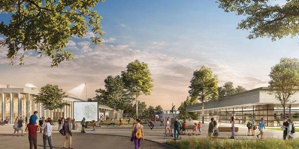 Landskrona: Nytt område för sport och rekreation