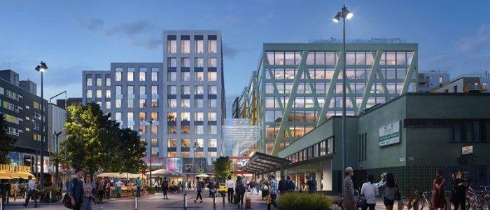 Utvecklingsplanerna för Liljeholmen tar nästa steg