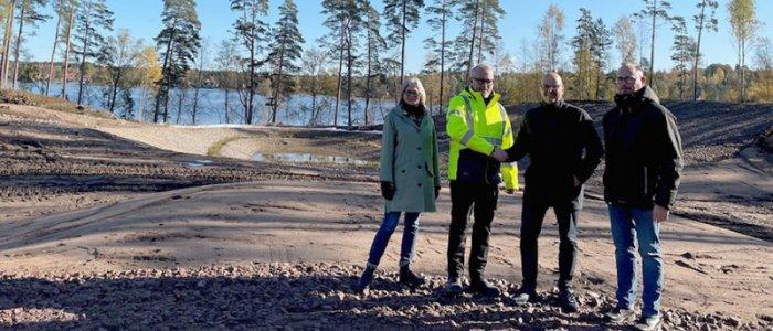 Nivika förvärvar omfattande byggrätter i Mullsjö