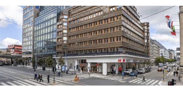 H&M lämnar flaggskeppsbutik i Stockholm city