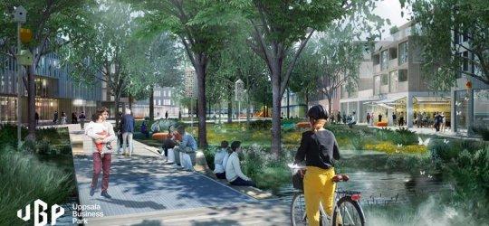 PED–ID banar väg för energipositiva stadsdelar