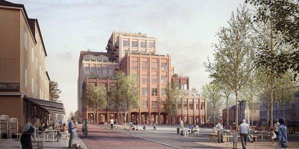 Så kan nya Paushuset i Enköping se ut