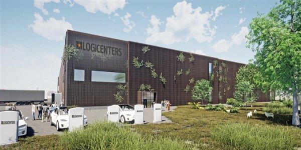 Logicenters bygger sin första anläggning i Örebro