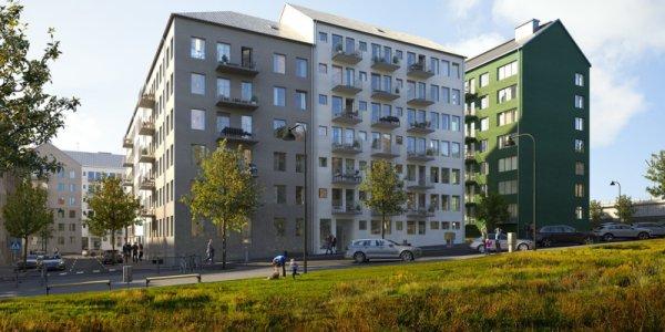 Hammarby IF hyresgäst i Stenas nya co-livingkoncept