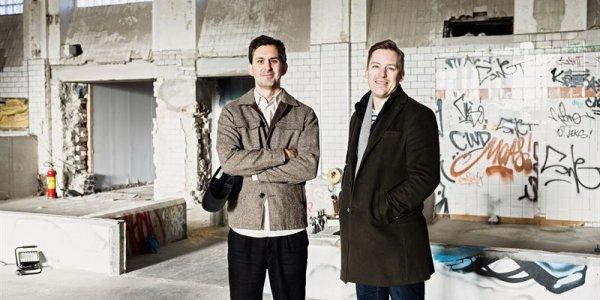 Adam & Albin öppnar sin största restaurang