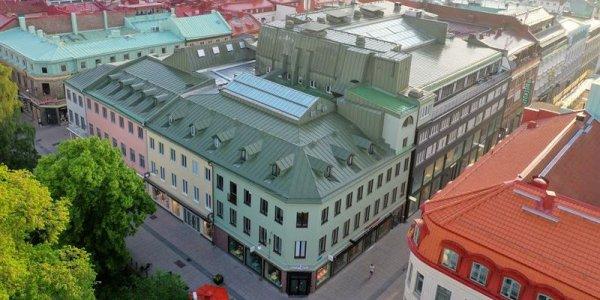 SOVA väljer bästa cityläge hos Wallenstam i Göteborg