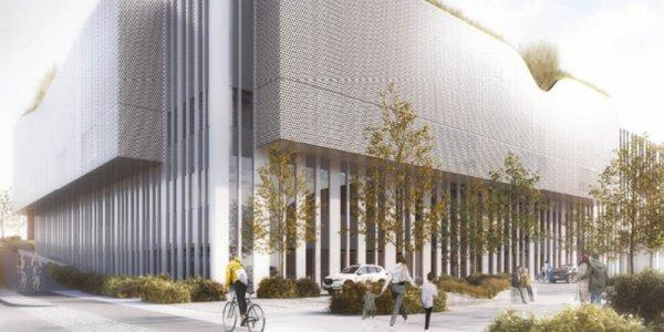 Krook & Tjäder ritar ortopediskt centrum