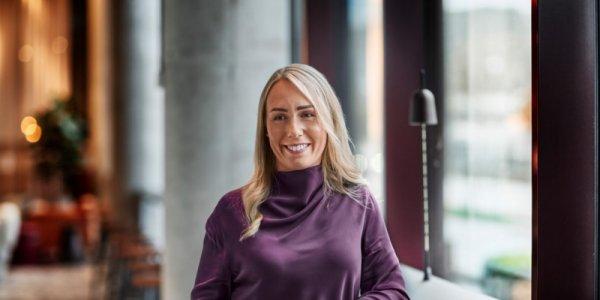 Anna Nivala ny VD för Bengt Dahlgren i Göteborg