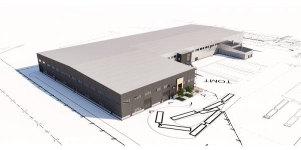 Kilenkrysset bygger och hyr ut 4 300 kvm till Alfa Laval