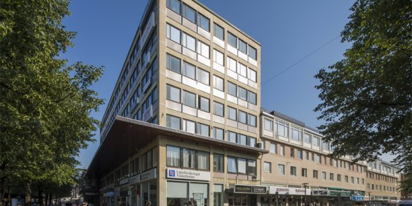Vaccin i Norr flyttar in hos Diös i Skellefteå